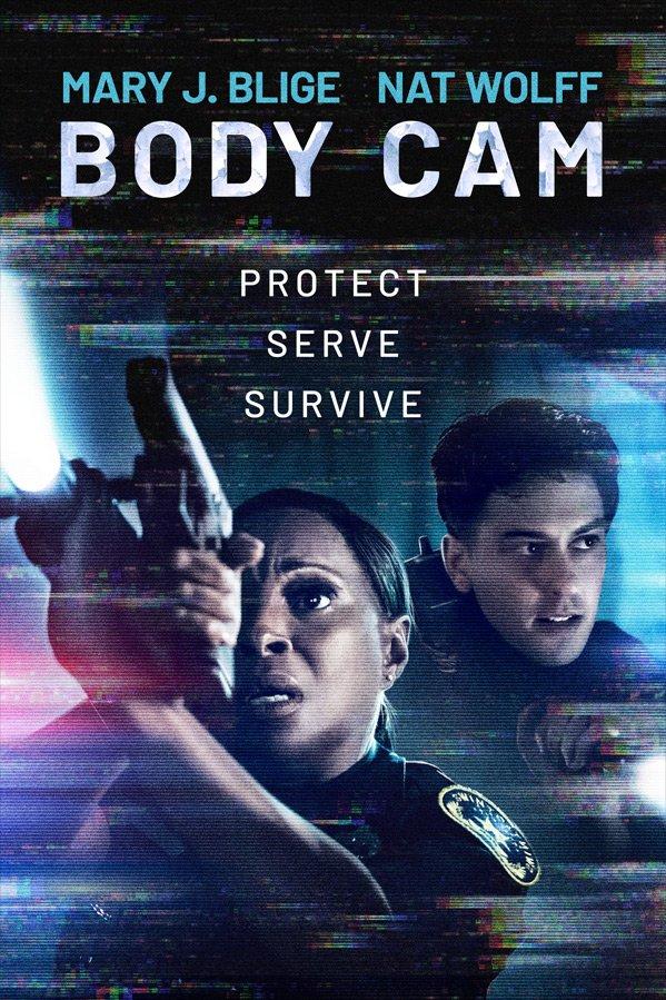 affiche du film Body Cam