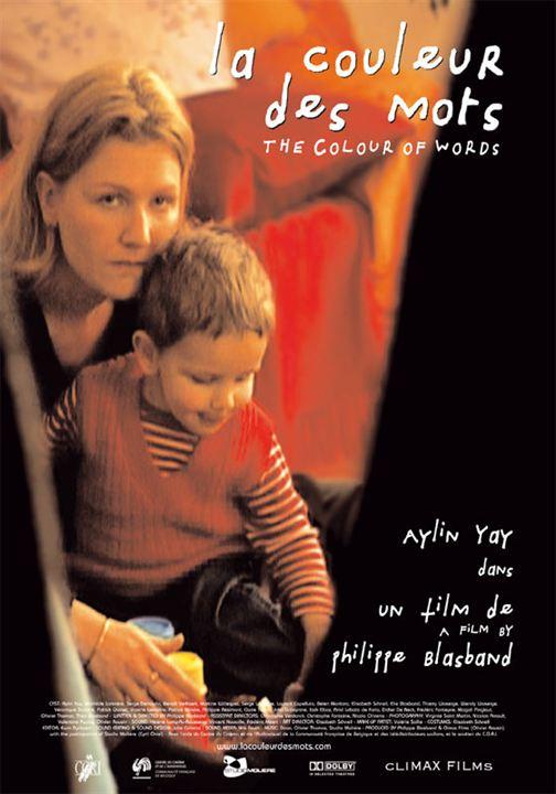 affiche du film La Couleur des mots