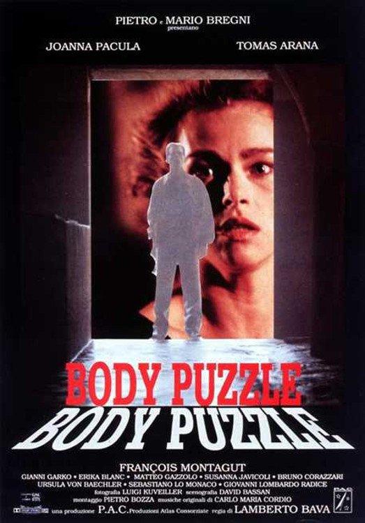 affiche du film Body Puzzle