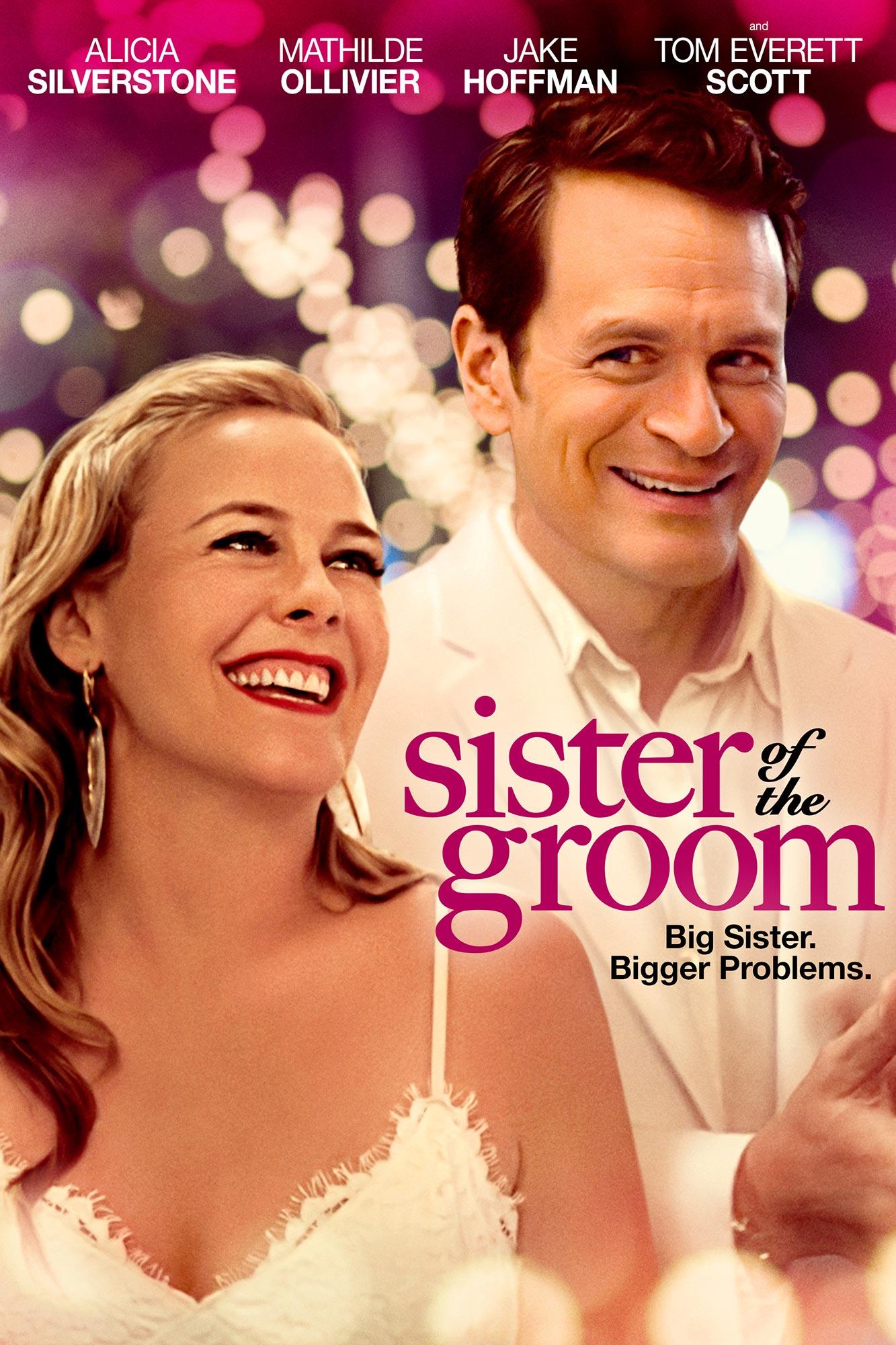 affiche du film Sister of the Groom