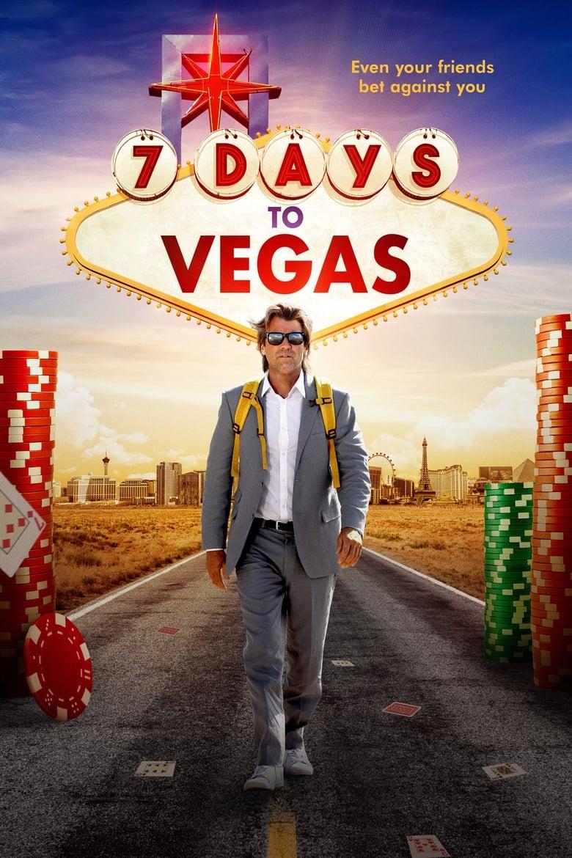 affiche du film 7 Days to Vegas
