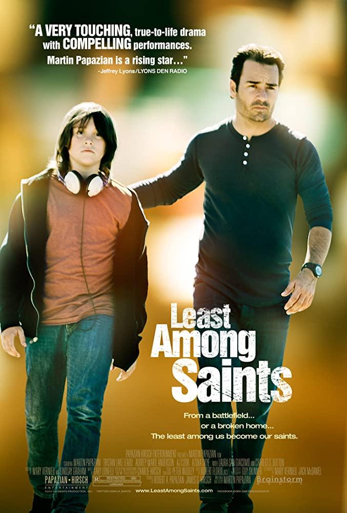 affiche du film Least Among Saints