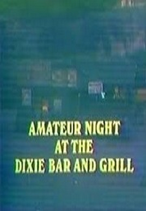 affiche du film Amateur Night at the Dixie Bar and Grill (TV)