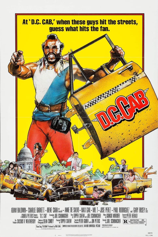 affiche du film D.C. Cab
