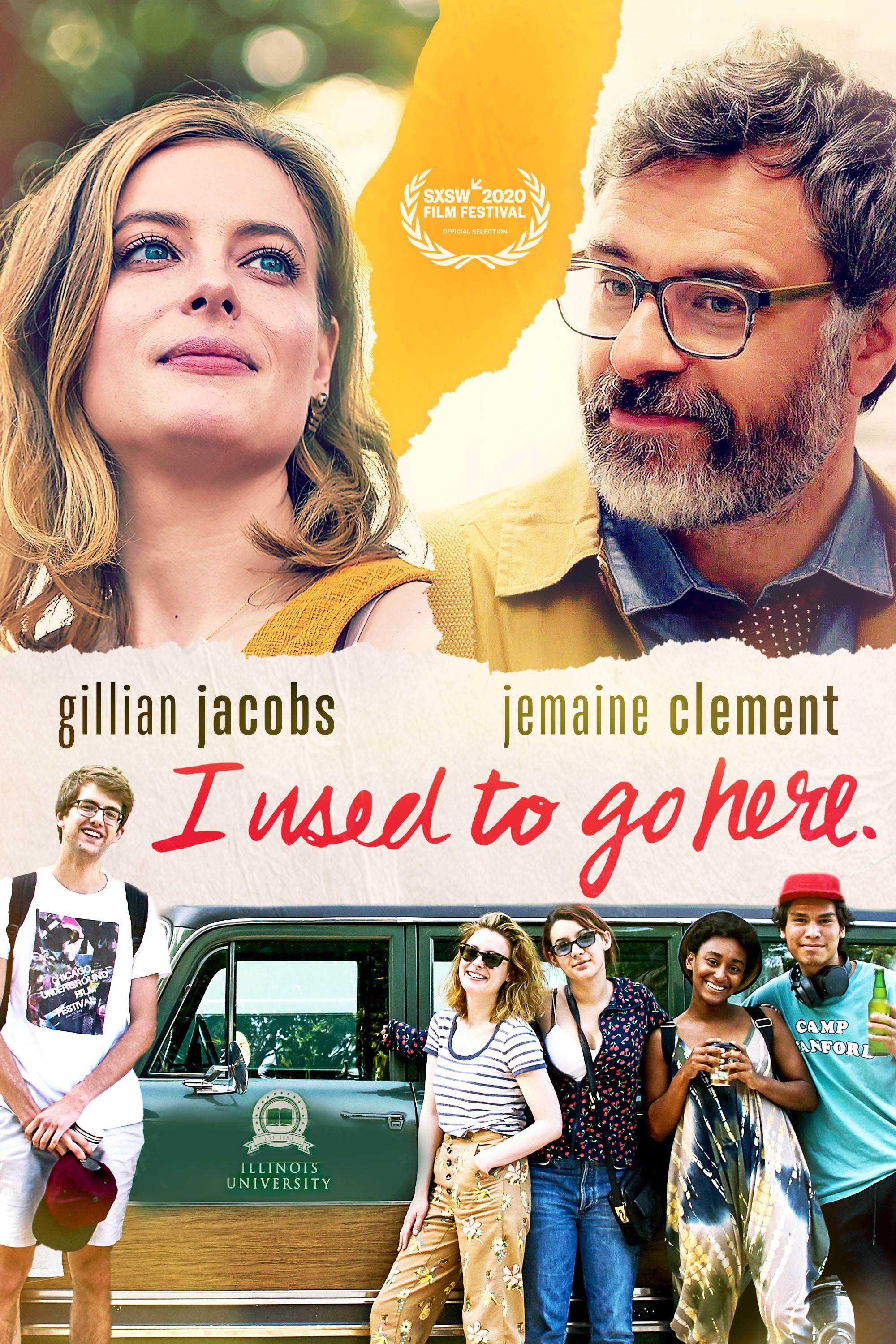 affiche du film I Used to Go Here