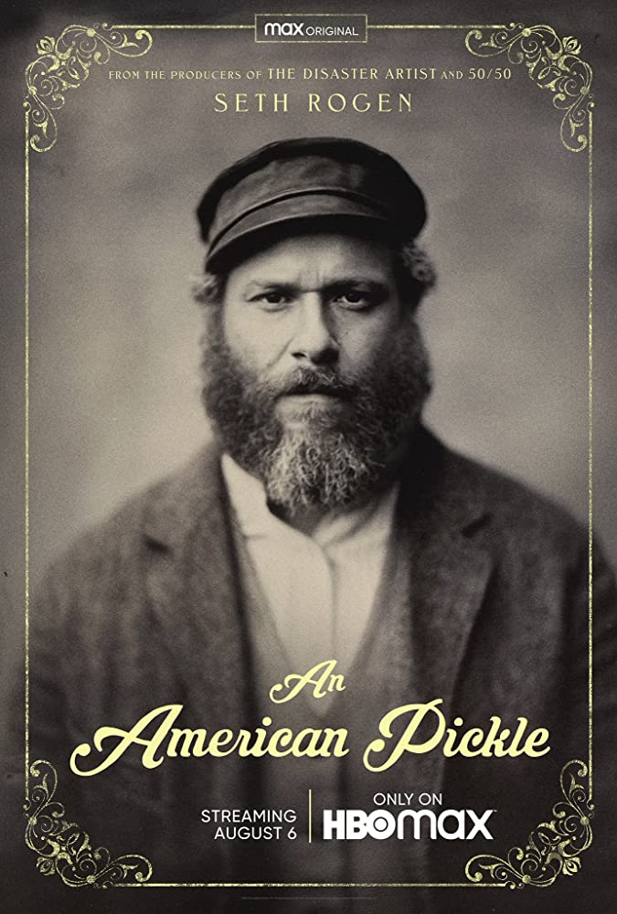 affiche du film An American Pickle
