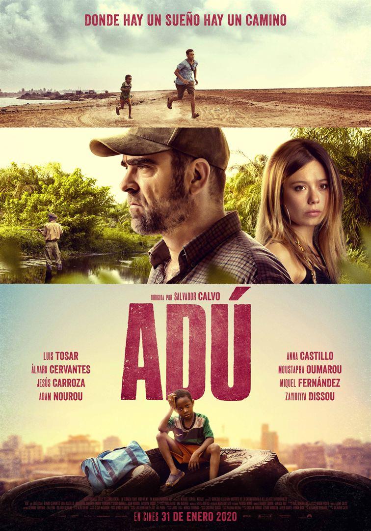 affiche du film Adú