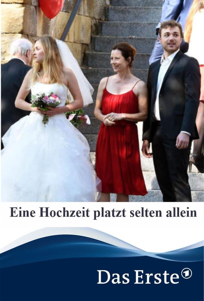 affiche du film Eine Hochzeit platzt selten allein (TV)