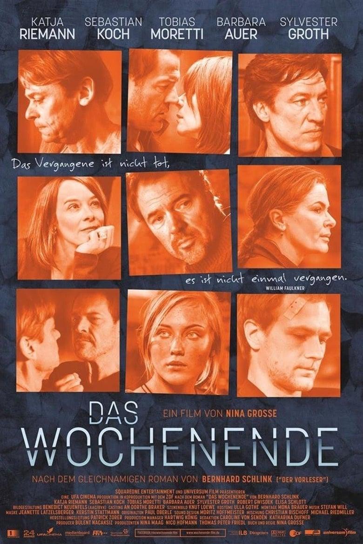 affiche du film Das Wochenende