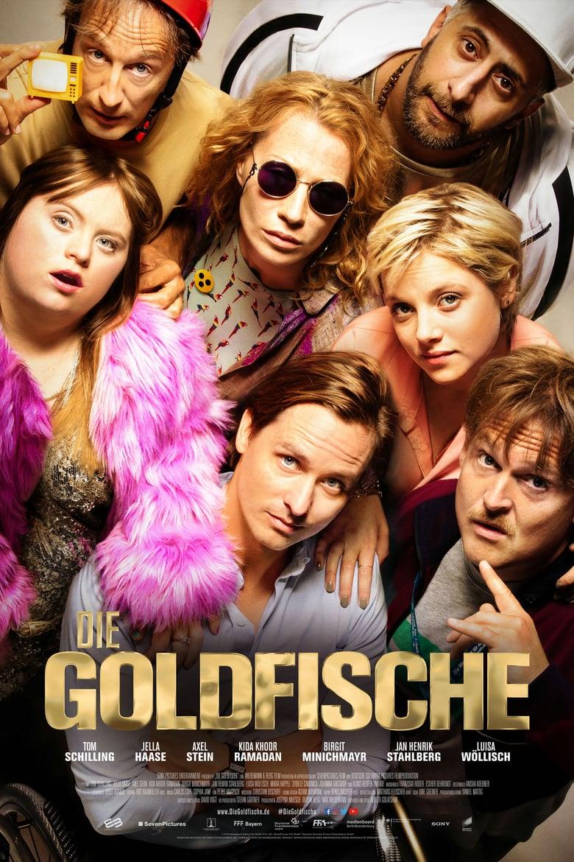 affiche du film The Goldfish