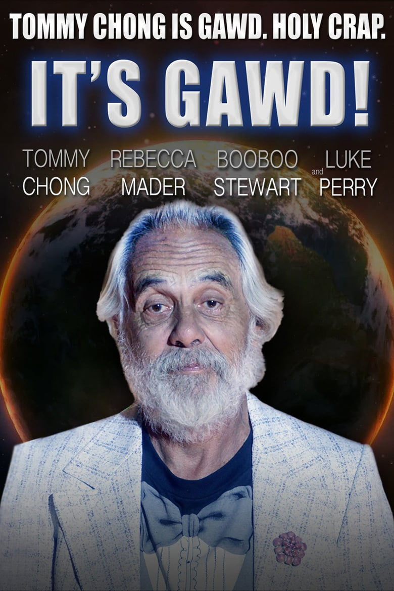 affiche du film It's Gawd!