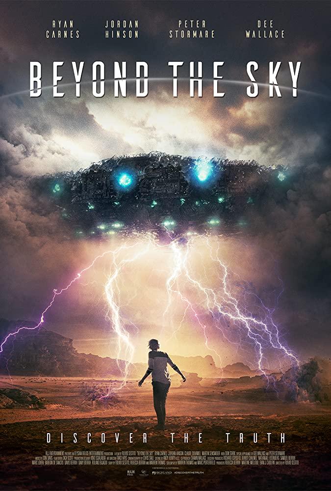 affiche du film Beyond The Sky