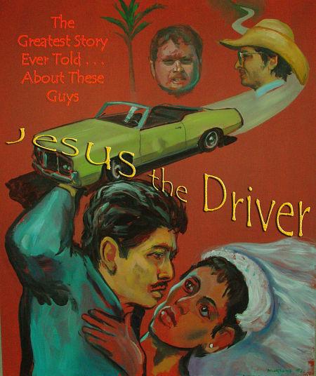 affiche du film Jesus the Driver