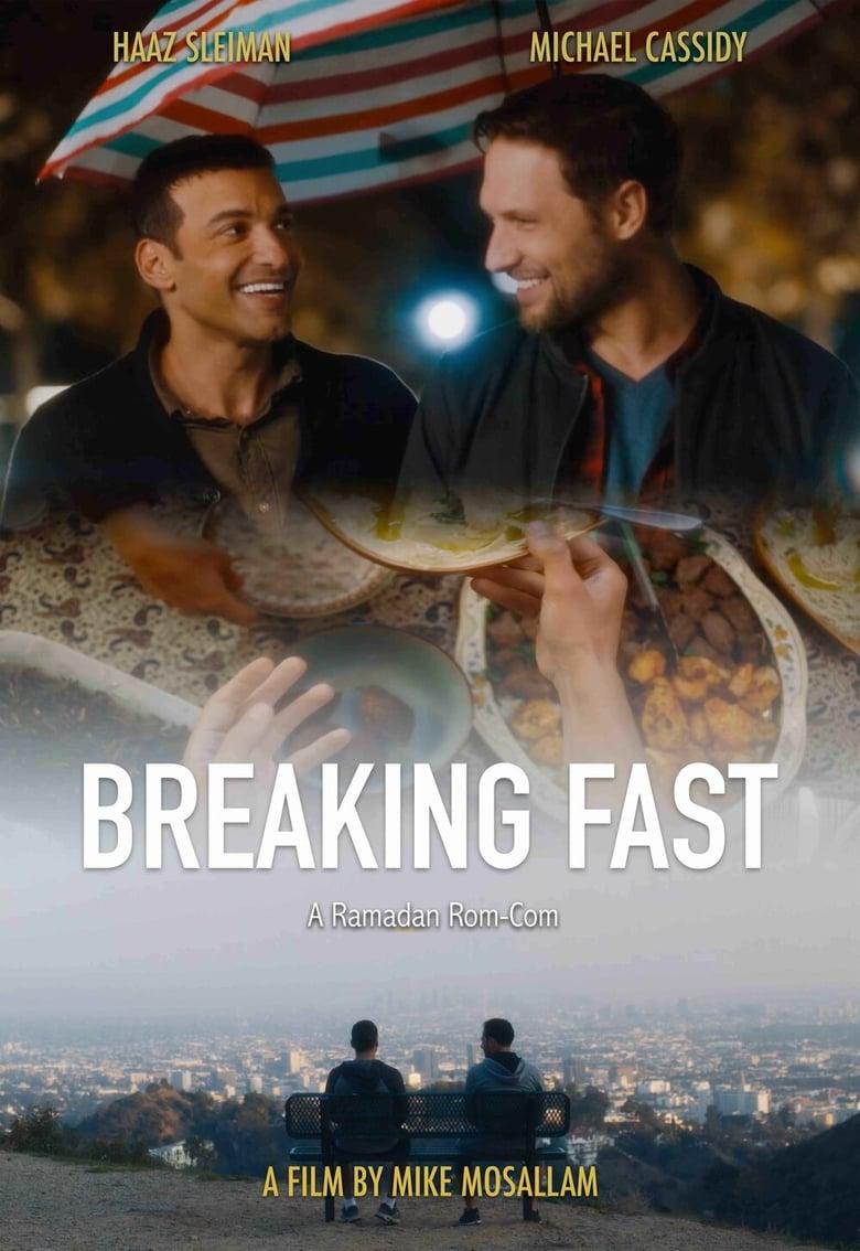 affiche du film Breaking Fast