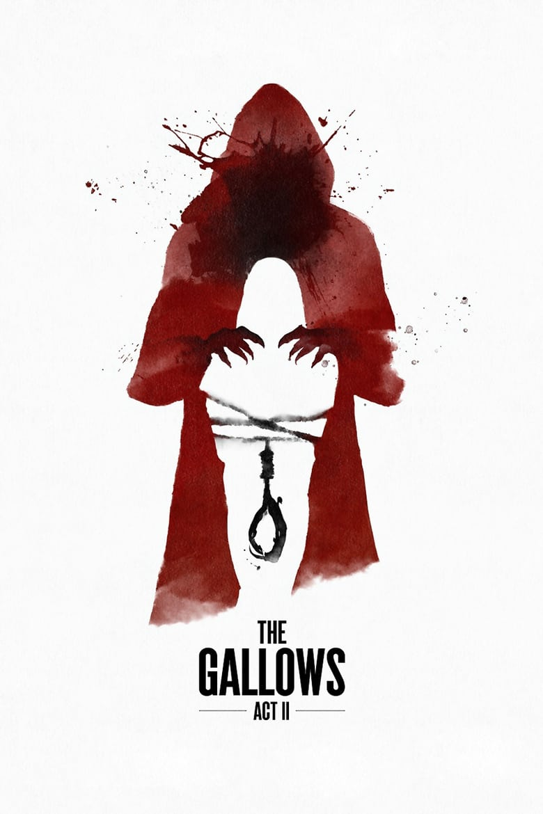 affiche du film The Gallows Act II