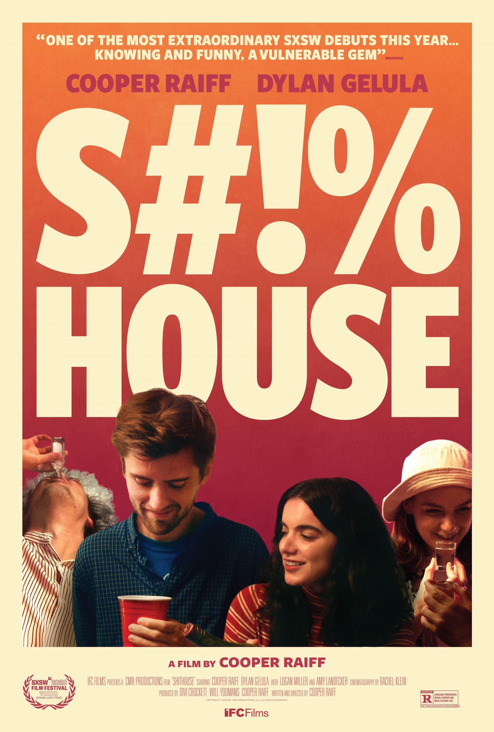 affiche du film Shithouse