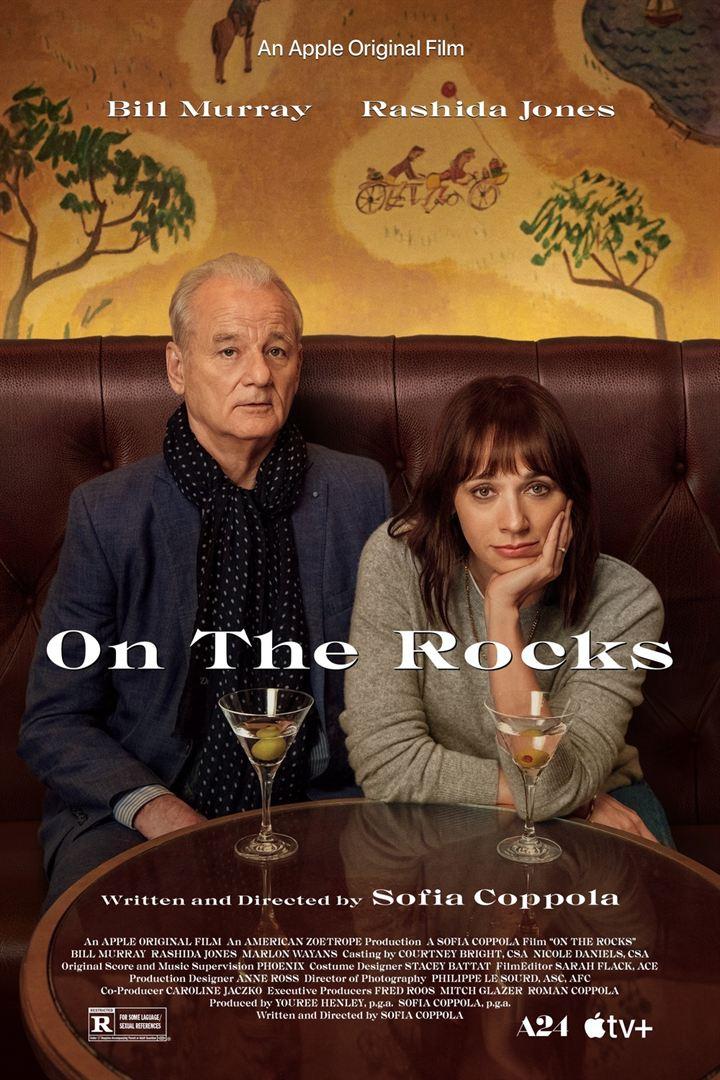 affiche du film On the Rocks
