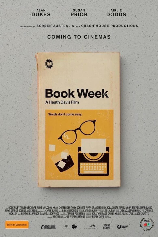 affiche du film Book Week