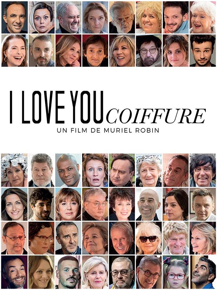 affiche du film I Love You Coiffure (TV)