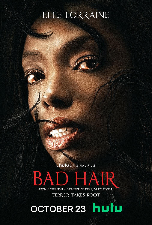 affiche du film Bad Hair