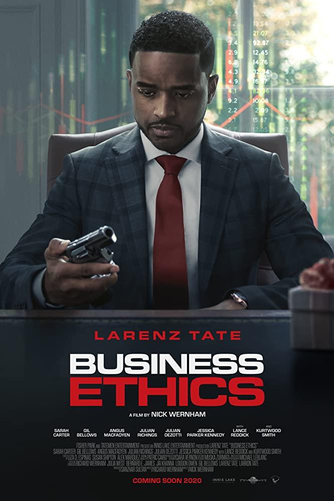 affiche du film Business Ethics