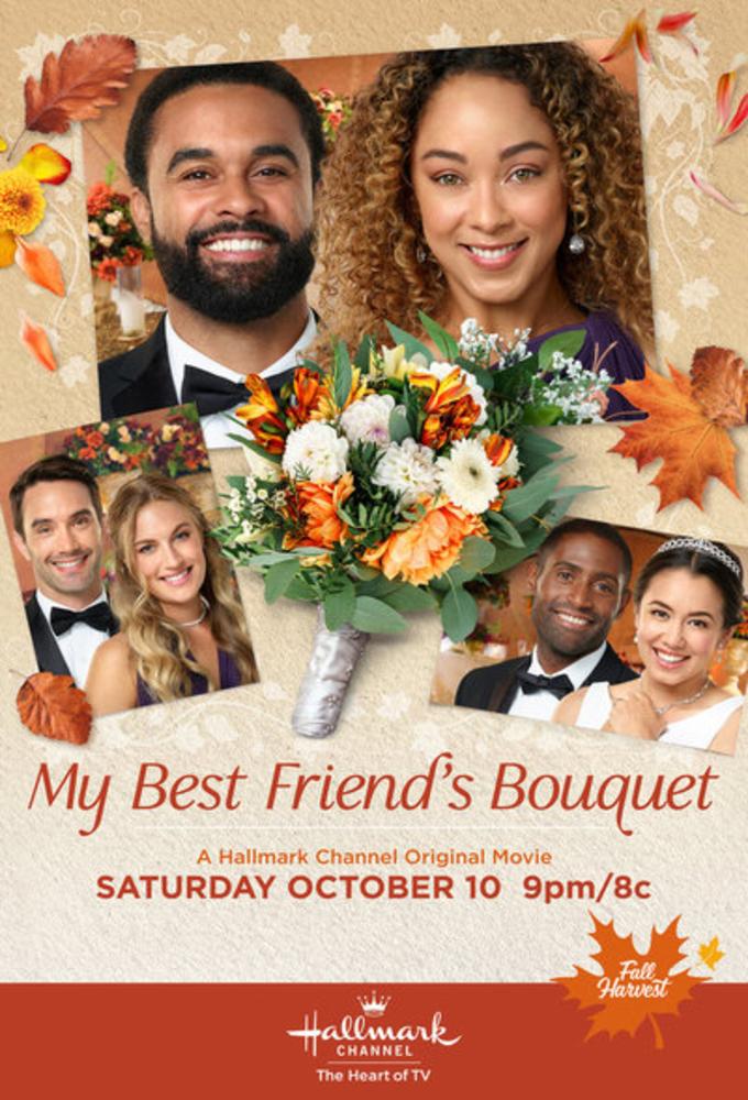 affiche du film Le bouquet de la mariée (TV)
