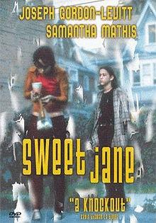 affiche du film Sweet Jane