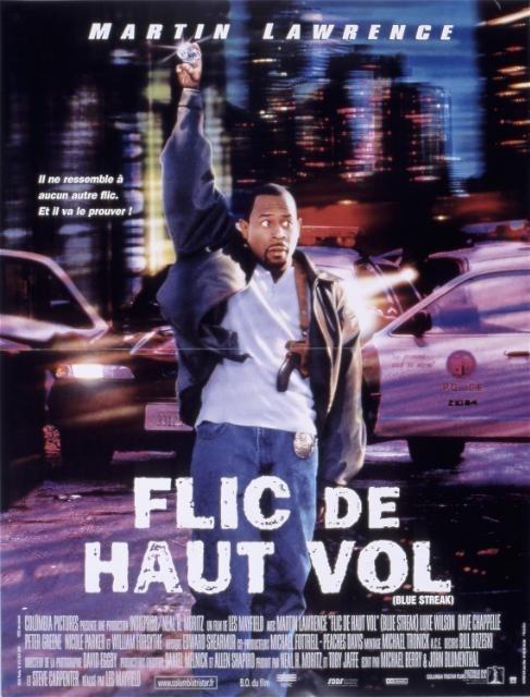 affiche du film Flic de haut vol