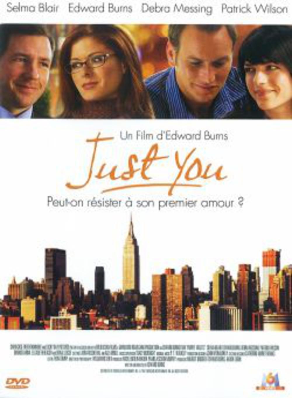 affiche du film Just You