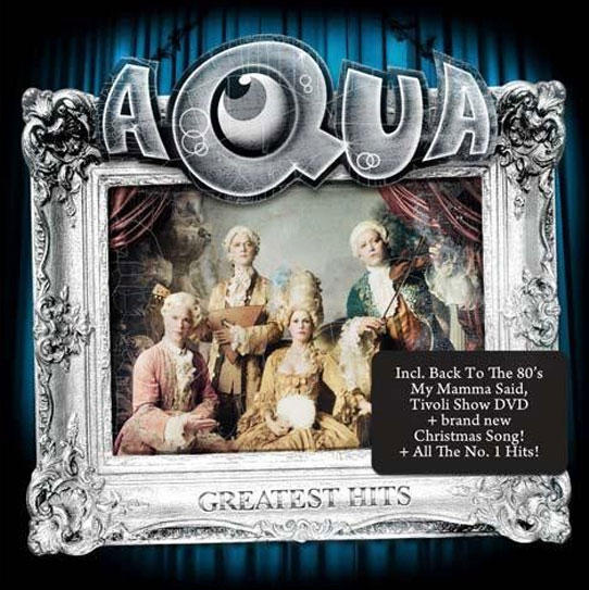 affiche du film Aqua: Live at Tivoli (Greatest Hits)