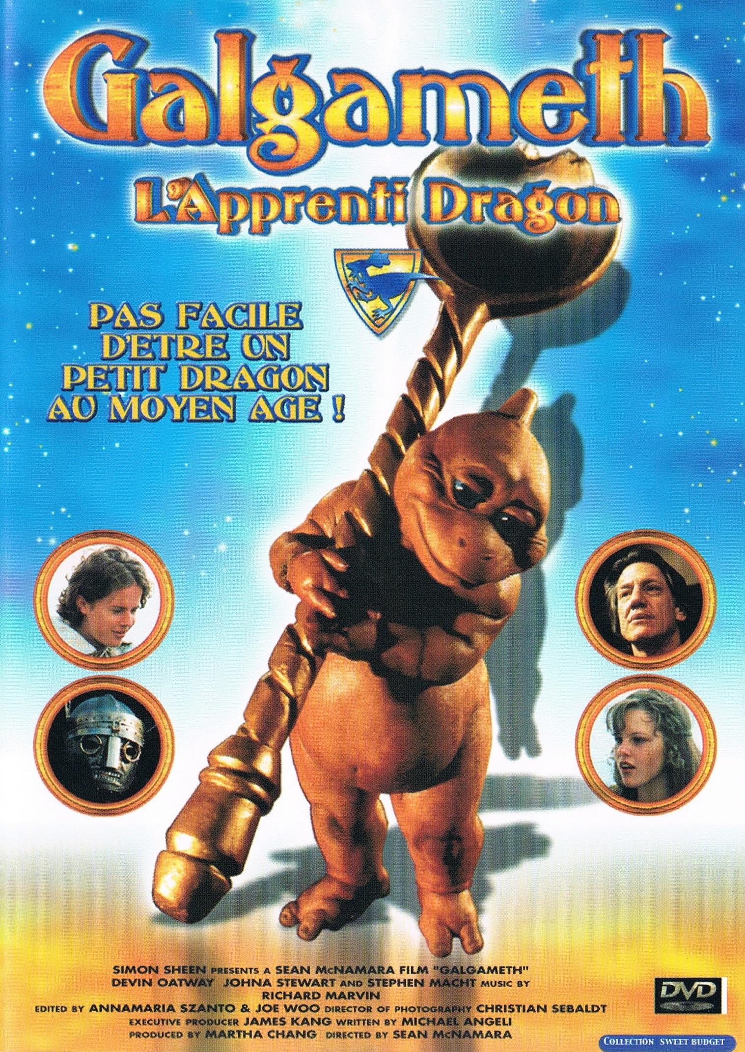 affiche du film Galgameth: L'apprenti dragon