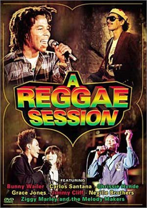affiche du film A Reggae Session