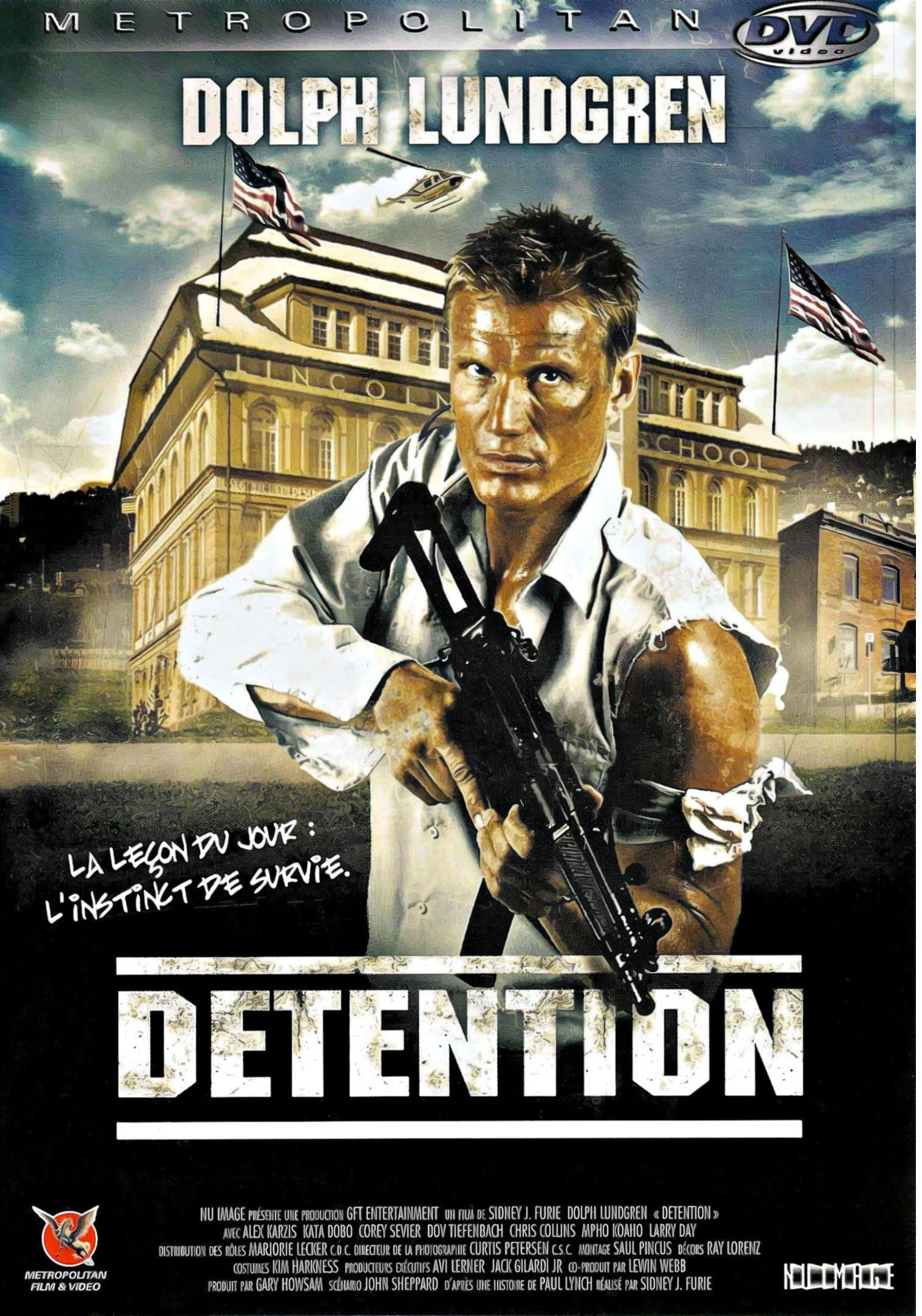 affiche du film Détention (2003)
