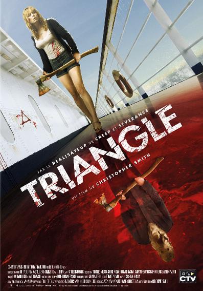 affiche du film Triangle