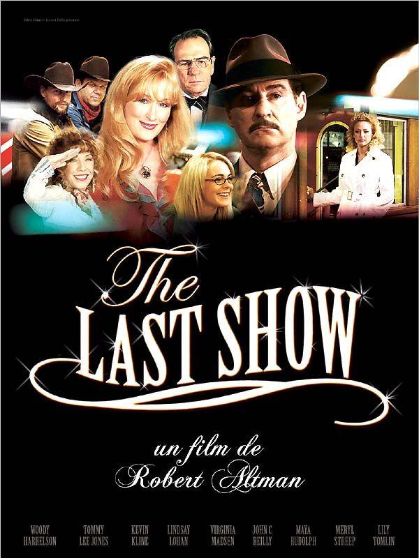 affiche du film The Last Show