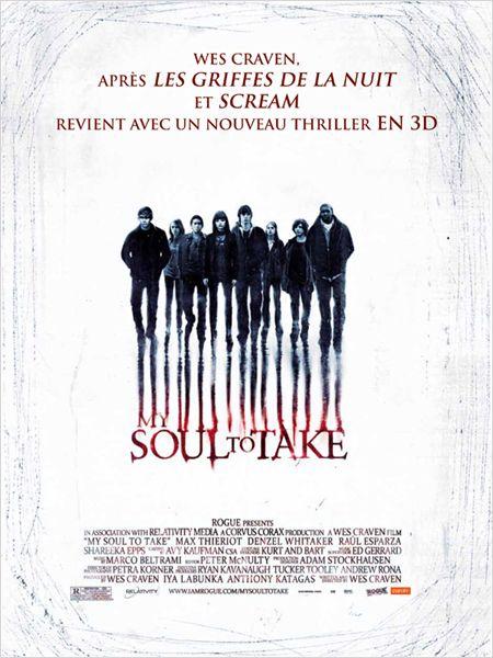affiche du film My Soul to Take