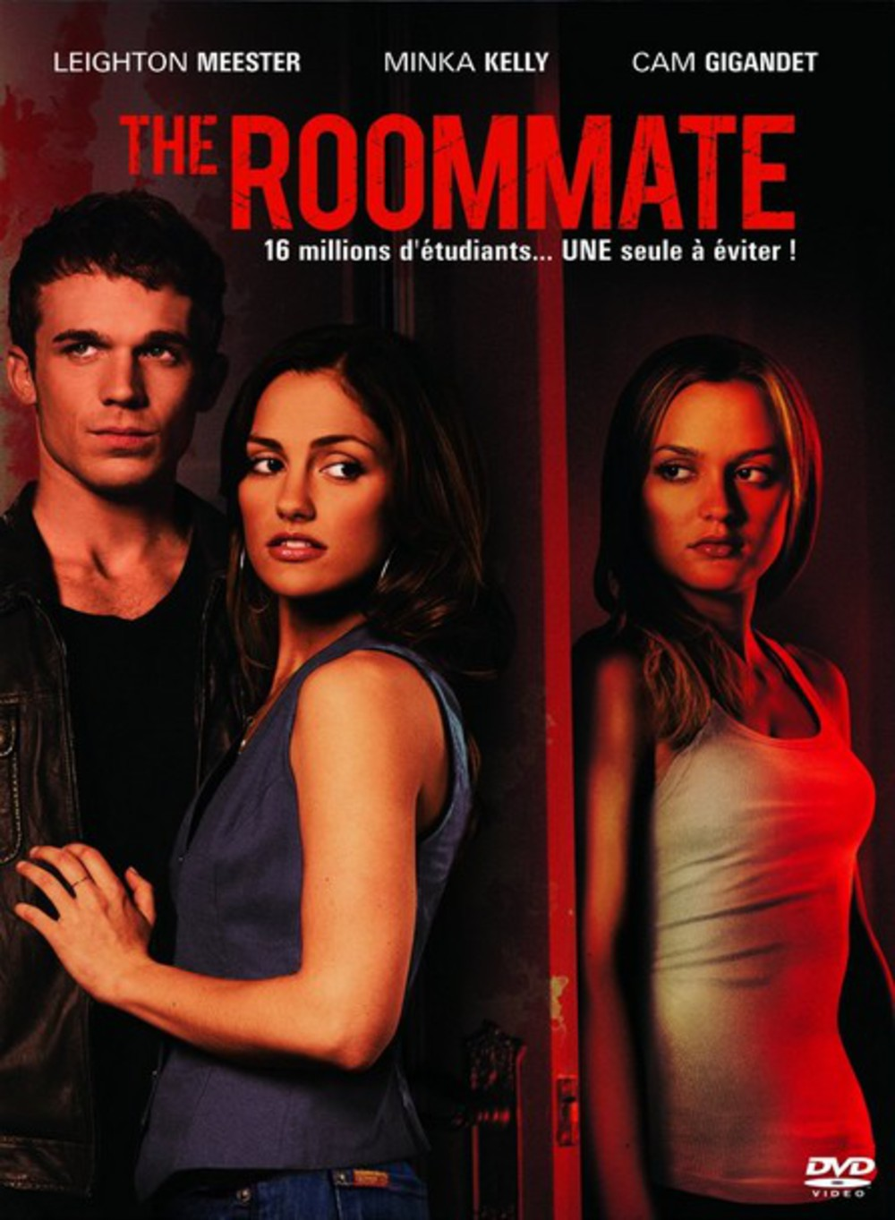 affiche du film The Roommate