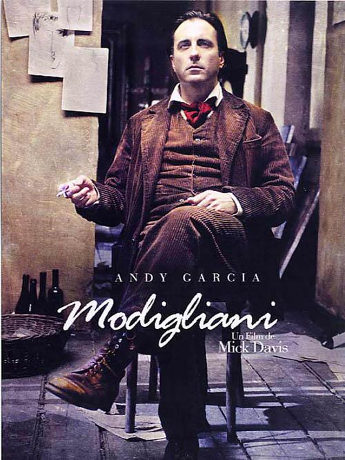 affiche du film Modigliani