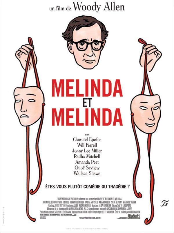 affiche du film Melinda et Melinda