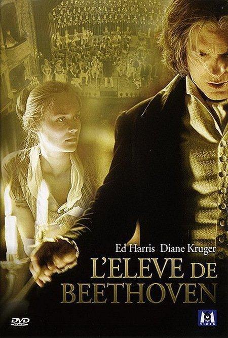 affiche du film L'élève de Beethoven
