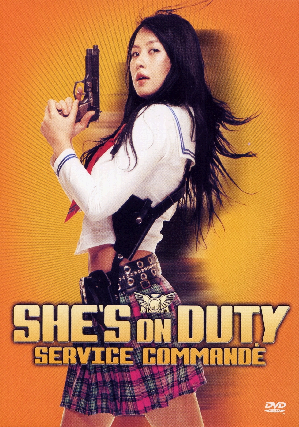 affiche du film She's On Duty