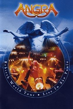 affiche du film Angra: Rebirth World Tour (Live In São Paulo)