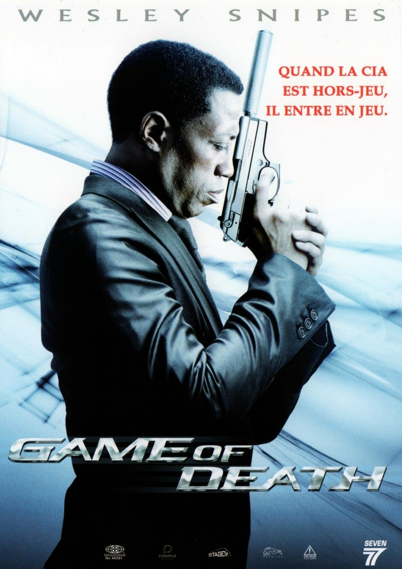 affiche du film Game of Death