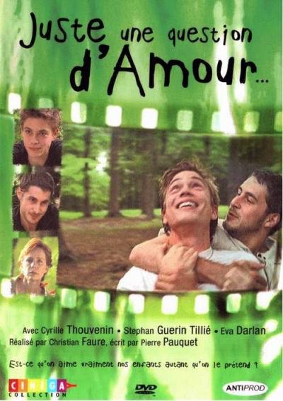 affiche du film Juste une question d'amour (TV)