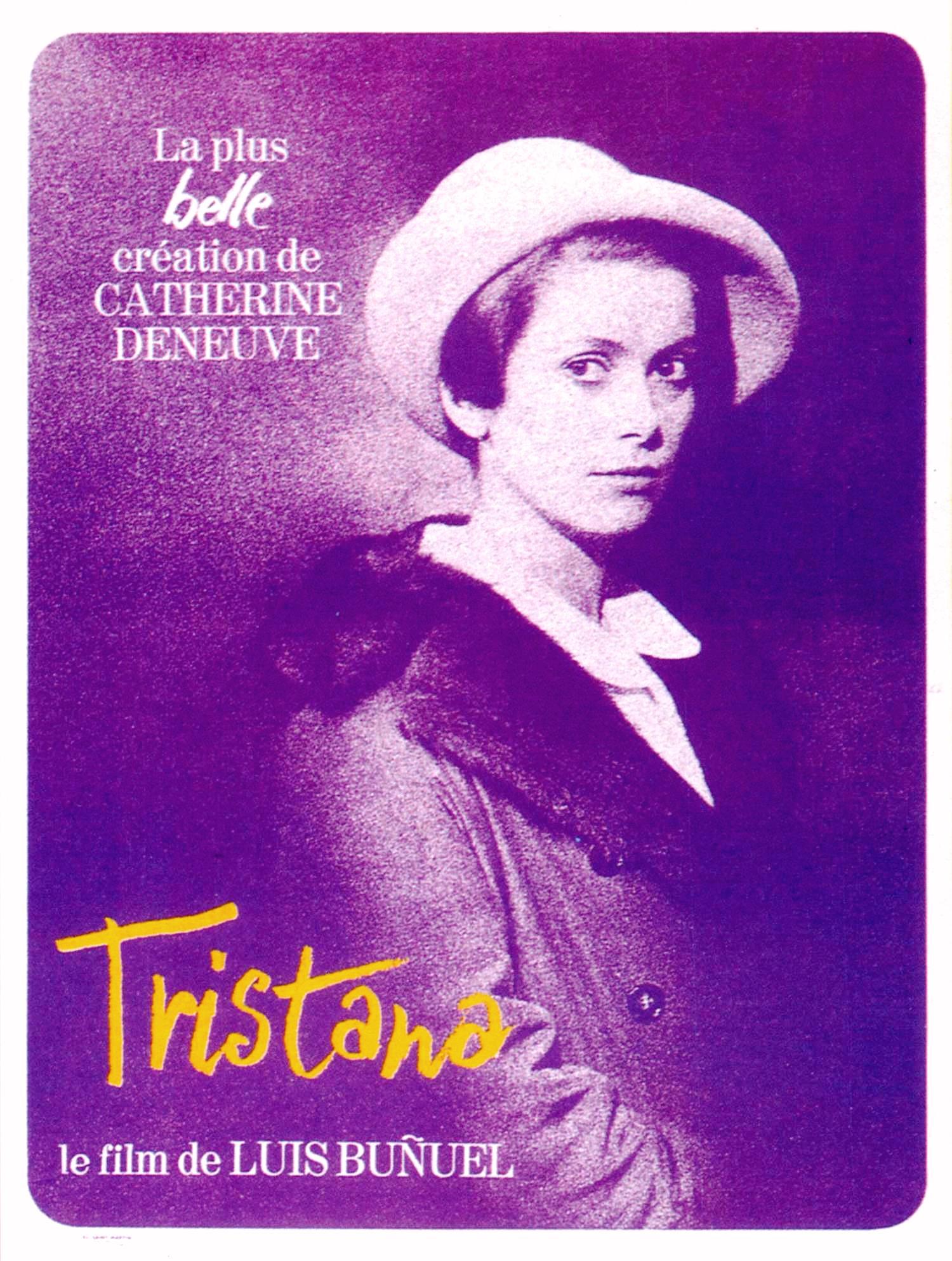 affiche du film Tristana