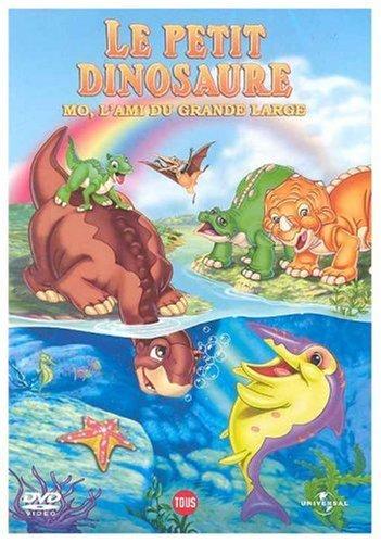 affiche du film Le Petit Dinosaure : Mo, l'Ami du grand large