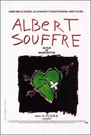 affiche du film Albert souffre