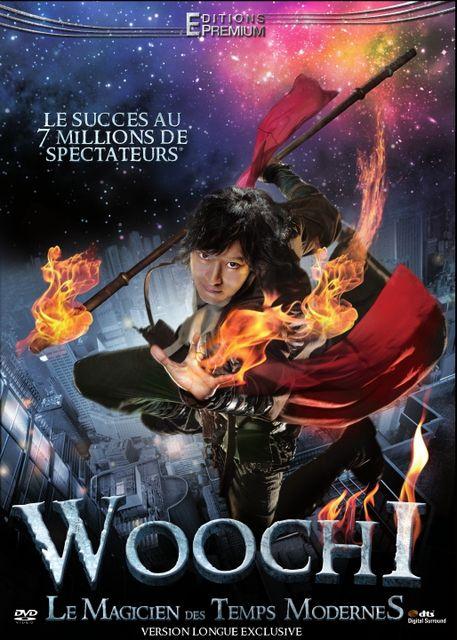 affiche du film Woochi: Le magicien des temps modernes
