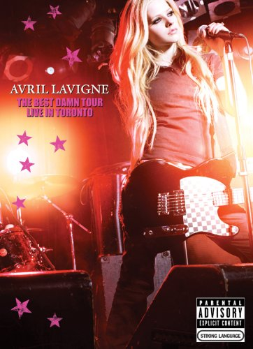 affiche du film Avril Lavigne: The Best Damn Tour (Live In Toronto)