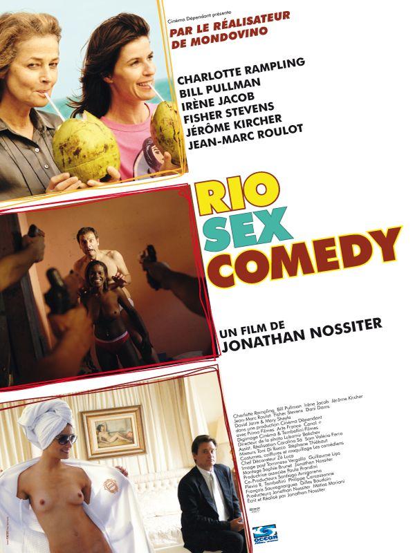 affiche du film Rio Sex Comedy